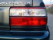TOYOTA COROLLA (_E9_) 1.8 D (CE90_)64HK07.1987 – 06.1993 VENSTER