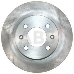 Bremseskive, for ( Hyundai, Accent )