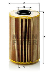 FILTRON Oliefilter ( BMW 5 / 6 / 7 )