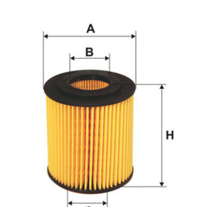 FILTRON Oliefilter ( BMW, 3 / 1 / 5 / X3 / X1 )