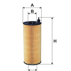 FILTRON Oliefilter ( BMW )