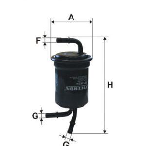 Brændstoffilter ( KIA Carens II / Sephia / Shuma II )